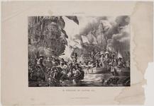 1d78 De verovering bij Chattam 1666, 1667, juni