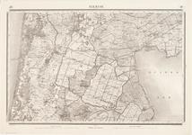 1e10 Topographische en Militaire Kaart van het Koningrijk der Nederlanden : 19 Alkmaar, 1850-1864