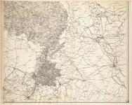1e33 Nieuwe Kaart van het Koningrijk der Nederlanden op de Schaal van 1/200,000 : Vervaardigd naar de Grote ...