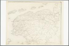 1e42 Nieuwe Etappe-Kaart van het Koningrijk der Nederlanden op de Schaal van 1:200,000, 1848