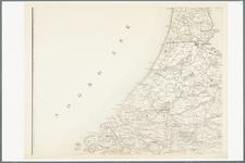 1e43 Nieuwe Etappe-Kaart van het Koningrijk der Nederlanden op de Schaal van 1:200,000, 1848
