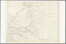 1e44 Nieuwe Etappe-Kaart van het Koningrijk der Nederlanden op de Schaal van 1:200,000, 1848
