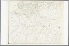 1e45 Nieuwe Etappe-Kaart van het Koningrijk der Nederlanden op de Schaal van 1:200,000, 1848