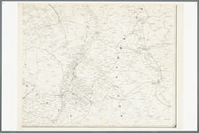 1e46 Nieuwe Etappe-Kaart van het Koningrijk der Nederlanden op de Schaal van 1:200,000, 1848