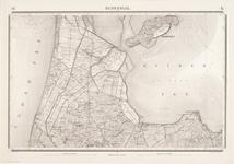 1e8 Topographische en Militaire Kaart van het Koningrijk der Nederlanden : 14 Medemblik, 1850-1864