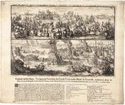 1f127 Slaan der Fransen uyt 't Canaal, door de Engelse en Hollanders, Anno 1692 den 29 Mey en volgende dagen ...