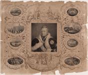 1f135 25 jarige regering van Z.M. Willem I, Koning der Nederlanden, 1838