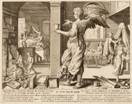 4a34 Hè tou theou cheir, ca. 1625