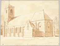 65h169 Hervormde kerk te Lutjebroek(?), 17-