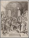 65h358 Mors ultima linea rerum i.e. De dood is de uiterste grens van de dingen, ca. 1650
