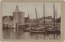 foto-30202 Buitenhaven Enkhuizen omstreeks 1900, 1900