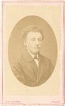foto-17522 Portret van Hendrik de Hart, ca. 1880