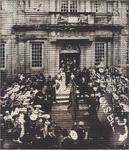 foto-14499 Installatie burgemeester P. Hoijtema van Konijnenburg, 1907, 9 juli