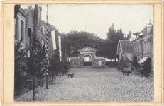 foto-16561 Feesten te Hoorn ter gelegenheid van de kroning van koningin Wilhelmina, 1898, 13 september