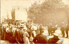 foto-3352 Koningin Wilhelmina brengt bezoek aan Hoorn, 1919, 30 mei