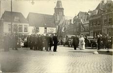 foto-3426 Bezoek Koningin Wilhelmina aan Hoorn ter gelegenheid van het 300-jarig bestaan Batavia, 1919, 30 mei