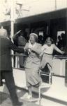 foto-3428 Koningin Juliana brengt bezoek aan Hoorn, 1948, 8 september