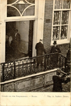 foto-4238 Bezoek aan den Burgemeester. - Hoorn, 1902, 18 maart