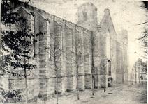 foto-5348 Hoorn : Grote kerk na de brand van 25 oktober 1878, 1878, 25 oktober