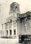foto-5353 Hoorn : Grote Kerk na de brand van 25 oktober 1878, 1878, 25 oktober