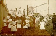 foto-6207 Bovenkarspel 1 : Onafhankelijkheidsfeesten, 1913, 24 september