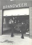 foto-8126 Burgemeester P. Krom opent nieuwe brandweergarage, 1970, 29 augustus
