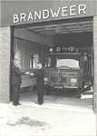 foto-8127 Burgemeester P. Krom opent nieuwe brandweergarage, 1970, 28 oktober