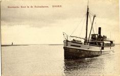 foto-5326 Hoornsche Boot in de Buitenhaven. Hoorn, 1900