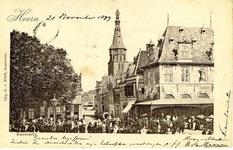 foto-5577 Hoorn : Kaasmarkt, 189-?