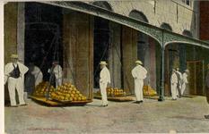 foto-5656 Hoorn : Kaaswaag, 1900