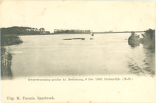 foto-36928 Overstrooming polder kl. Beetskoog, 6 Oct. 1893, Oudendijk. (N-H.), 1893