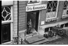Kantoor Orts-Kommandantur Hoorn