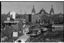 Amsterdam, Centraal Station