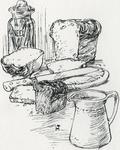119 Sop, beskuit in de melk en verloren brôod
