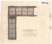 10001127 Glas in lood U.L.O-school, Hoorn, Johan Messchaertstraat 1, ongedateerd