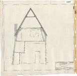 10001172 Opmeting Kuil 32, doorsnede A-A, Hoorn, Kuil 32, ongedateerd