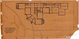 10001387 Plan tot uitbreiding van Gemeente-school no. 3 met 5 leslokalen., Hoorn, Draafsingel 37, ongedateerd