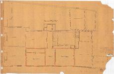 10001396 Plan verbouw. Burgeravondschool, school voor Voorbereidend Onderwijs, Hoorn, Muntstraat 4, ongedateerd