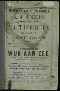 Adresboek van de Zaanstreek : Zaandam, Koog aan de Zaan, Zaandijk, Wormerveer, Krommenie, Westzaan en Oostzaan, pagina 7