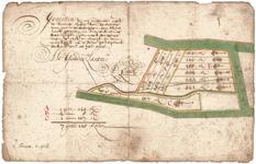 A18-05 Geen titel ( Gemeeten bij mij… ), 1718