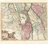 A18-13 Hollandiae pars Meridionalior vulgo Zuyd-Holland , ca. 1720