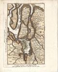 A18-16 Land-kaart van Holland, Een gedeelte van Batavia soo als het was 1612 , ca. 1720