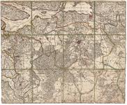 A18-17 Brabantiae Batavae Pars Occidentalis , ca. 1710
