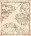 B18-03 Het Eylandt West-Voorn of Goedereede met de Dieptens en Droogtens Ronds-omme, tot aan Den Hoek… in dezelfde ...