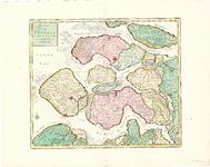 B18-15 Kaart van Zeeland , ca. 1750