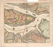 B18-25 geen (uit Topographie de la Zelande en 9 feuilles… ) (zie A18-07 en 8), 1748