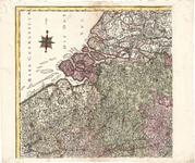 B18-32 geen ( Mare Germanicum ), ca. 1749