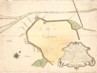 C18-10 De polder van Roucxsenisse , 1754
