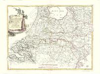 D18-05 le Provencie de Zelanda, Utrecht, Gheldria, e Brabante Ollandese con la parte meridionale dell' Ollanda di nuova ...