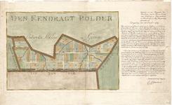 D18-16 Den Eendragt Polder , 1787